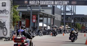 Purchase Tickets: Online Harley-Davidson Museum  400 W Canal St Milwaukee, WI 53201